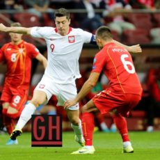 Poland 2-0 North Macedonia - Watch goals and highlights football EURO 2020 Qualifiers