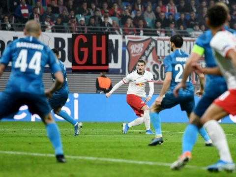 RB Leipzig 2-1 Zenit Petersburg - Watch goals and highlights football UEFA Champions League 2019-2020