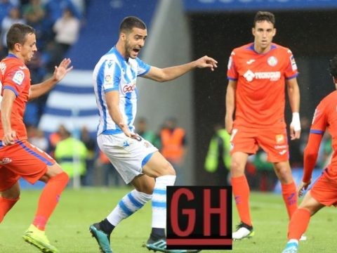 Real Sociedad 1-2 Getafe - Watch goals and highlights football LaLiga Santander 2019-2020