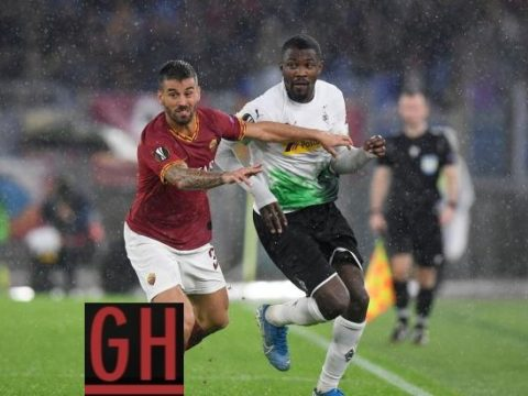 Roma 1-1 Monchengladbach - Watch goals and highlights football UEFA Europa League 2019-2020