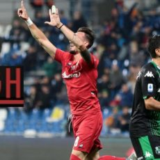 Sassuolo 1-2 Fiorentina - Watch goals and highlights football Serie A 2019-2020