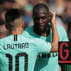 Sassuolo 3-4 Inter Milan - Watch goals and highlights football Serie A 2019-2020