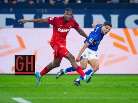 Schalke 1-1 Koln - Watch goals and highlights football BundesLiga 2019-2020
