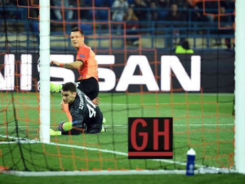 Shakhtar Donetsk 2-2 Dinamo Zagreb - Watch goals and highlights football UEFA Champions League 2019-2020