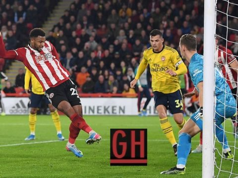 Sheffield United 1-0 Arsenal - Watch goals and highlights football Premier League 2019-2020