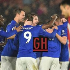 Southampton 0-9 Leicester - Watch goals and highlights football Premier League 2019-2020
