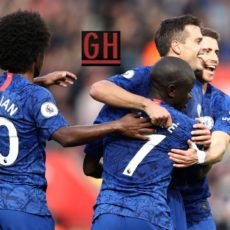 Southampton 1-4 Chelsea - Watch goals and highlights football Premier League 2019-2020