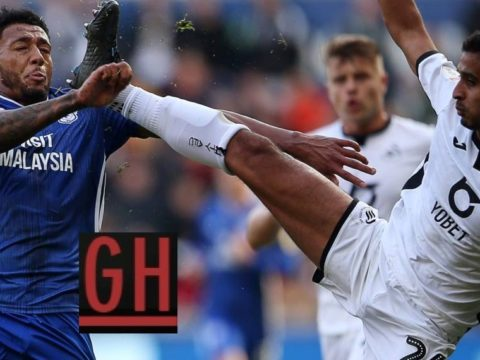 Swansea 1-0 Cardiff - Watch goals and highlights football Championship 2019-2020
