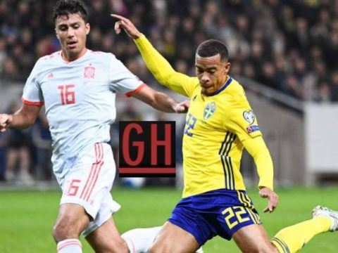 Sweden 1-1 Spain - Watch goals and highlights football EURO 2020 Qualifiers