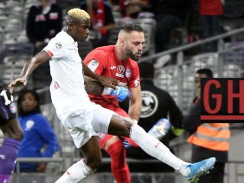 Toulouse 2-1 Lille - Watch goals and highlights football Ligue 1 Conforama 2019-2020