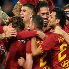 Udinese 0-4 Roma - Watch goals and highlights football Serie A 2019-2020