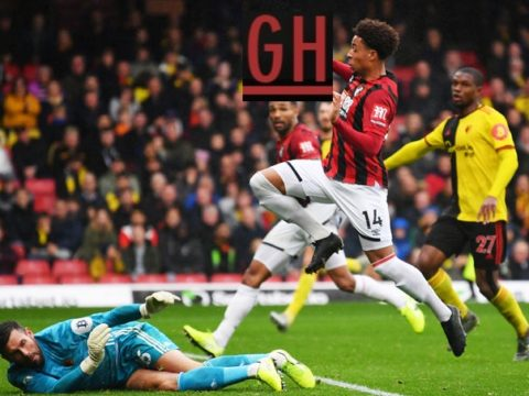 Watford 0-0 Bournemouth - Watch goals and highlights football Premier League 2019-2020