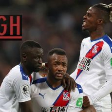 West Ham 1-2 Crystal Palace - Watch goals and highlights football Premier League 2019-2020