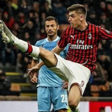 AC Milan 1-2 Lazio - Watch goals and highlights football Serie A 2019-2020