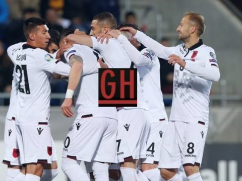 Albania 2-2 Andorra - Watch goals and highlights football EURO 2020 Qualifiers