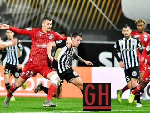 Angers 1-0 Strasbourg - Watch goals and highlights football Ligue 1 Conforama 2019-2020