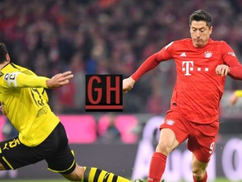 Bayern Munich 4-0 Borussia Dortmund - Watch goals and highlights football BundesLiga 2019-2020