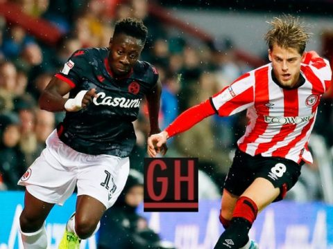 Brentford 1-0 Reading - Watch goals and highlights football Championship 2019-2020