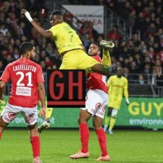 Brest 1-1 Nantes - Watch goals and highlights football Ligue 1 Conforama 2019-2020