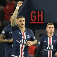 Brest 1-2 PSG - Watch goals and highlights football Ligue 1 Conforama 2019-2020