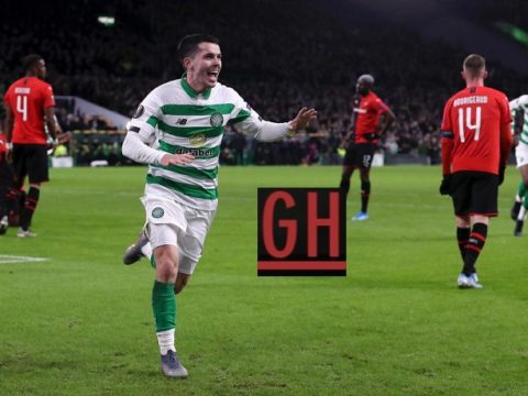 Celtic 3-1 Rennes - Watch goals and highlights football UEFA Europa League 2019-2020