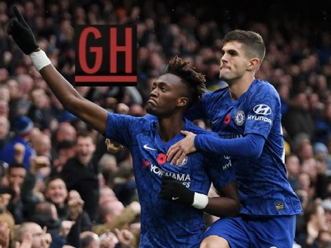Chelsea 2-0 Crystal Palace - Watch goals and highlights football Premier League 2019-2020