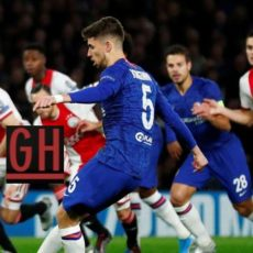 Chelsea 4-4 Ajax - Watch goals and highlights football UEFA Champions League 2019-2020