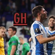 Espanyol 6-0 Ludogorets Razgrad - Watch goals and highlights football UEFA Europa League 2019-2020