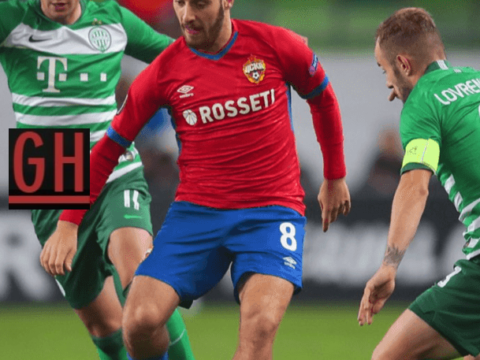 Ferencvaros 0-0 CSKA Moscow - Watch goals and highlights football UEFA Europa League 2019-2020