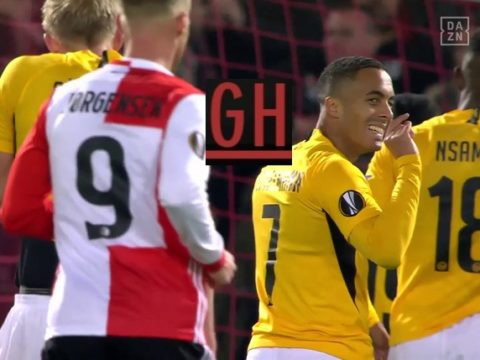Feyenoord 1-1 Young Boys - Watch goals and highlights football UEFA Europa League 2019-2020