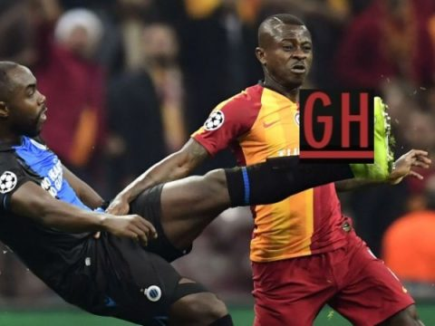 Galatasaray 1-1 Club Bruges - Watch goals and highlights football UEFA Champions League 2019-2020