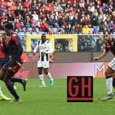 Genoa 1-3 Udinese - Watch goals and highlights football Serie A 2019-2020