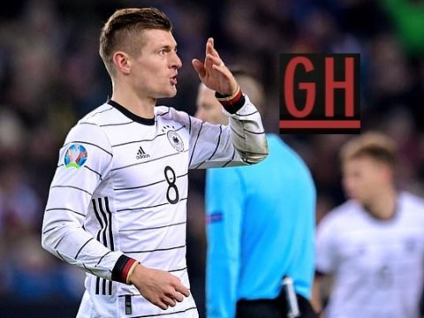 Germany 4-0 Belarus - Watch goals and highlights football EURO 2020 Qualifiers