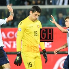 Italy 9-1 Armenia - Watch goals and highlights football EURO 2020 Qualifiers