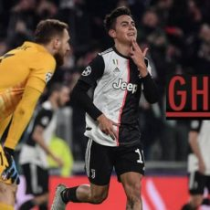 Juventus 1-0 Atletico Madrid - Watch goals and highlights football UEFA Champions League 2019-2020