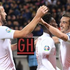 Kosovo 0-4 England - Watch goals and highlights football EURO 2020 Qualifiers