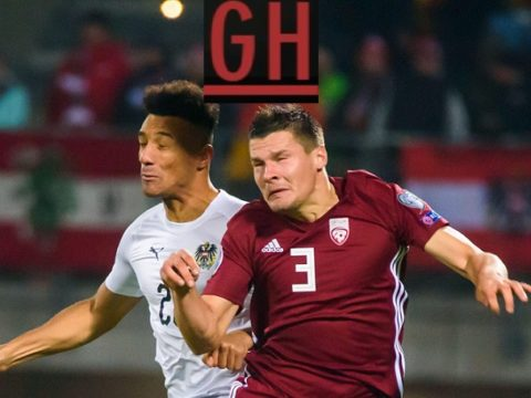 Latvia 1-0 Austria - Watch goals and highlights football EURO 2020 Qualifiers