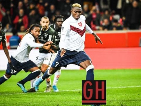 Lille 1-0 Dijon - Watch goals and highlights football Ligue 1 Conforama 2019-2020