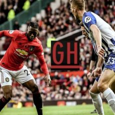 Manchester United 3-1 Brighton - Watch goals and highlights football Premier League 2019-2020