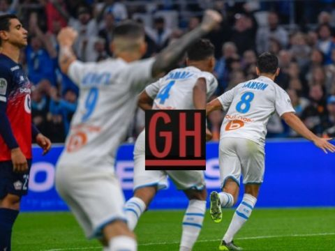 Marseille 2-1 Lille - Watch goals and highlights football Ligue 1 Conforama 2019-2020
