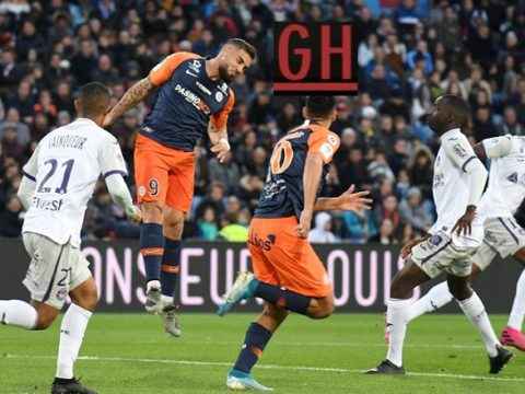 Montpellier 3-0 Toulouse - Watch goals and highlights football Ligue 1 Conforama 2019-2020