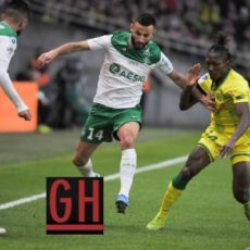 Nantes 2-3 Saint-Etienne - Watch goals and highlights football Ligue 1 Conforama 2019-2020
