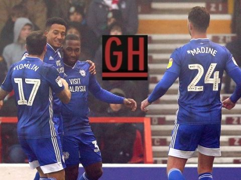 Nottingham 0-1 Cardiff - Watch goals and highlights football Championship 2019-2020