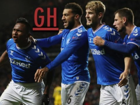 Rangers 2-0 FC Porto - Watch goals and highlights football UEFA Europa League 2019-2020