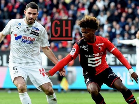 Rennes 3-1 Amiens - Watch goals and highlights football Ligue 1 Conforama 2019-2020
