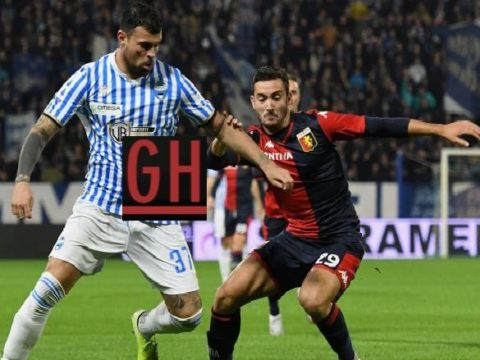 Spal 1-1 Genoa - Watch goals and highlights football Serie A 2019-2020