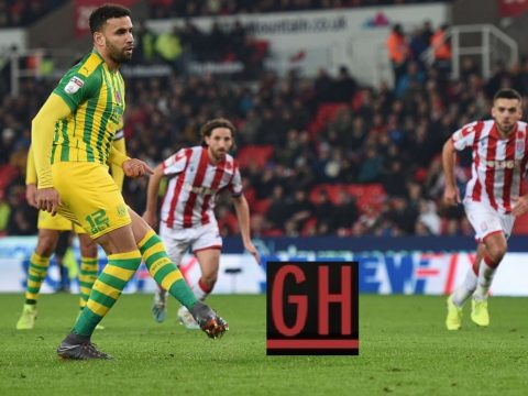 Stoke 0-2 West Bromwich - Watch goals and highlights football Championship 20192020