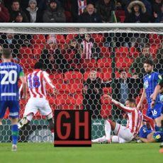 Stoke 2-1 Wigan - Watch goals and highlights football Championship 2019-2020