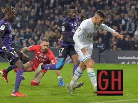 Toulouse 0-2 Marseille - Watch goals and highlights football Ligue 1 Conforama 2019-2020