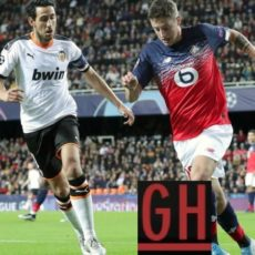 Valencia 4-1 Lille - Watch goals and highlights football UEFA Champions League 2019-2020